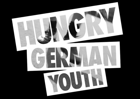 Medium hungry german youththumbs